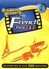 French DVD 2-Pack (French 1, French 2)