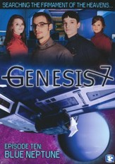 Genesis 7, Episode 10: Blue Neptune, DVD