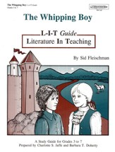 Whipping Boy L-I-T Study Guide