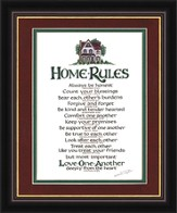 Home Rules (12 x 14)