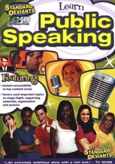 Public Speaking DVD