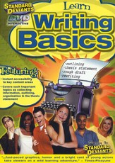 Writing Basics (English Composition) DVD
