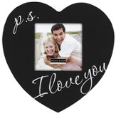 P.S. I Love You Photo Frame
