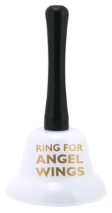 Ring for Angel Wings, Bell