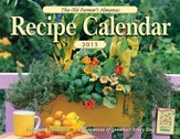 The Old Farmer's Almanac 2013 Recipe Calendar
