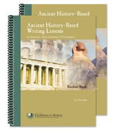 Ancient History-Based Writing Lessons, Third Edition,  Teacher/Student Combo