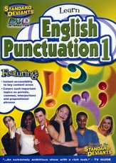 English Punctuation 1 DVD