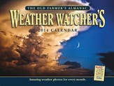 The Old Farmer's Almanac 2014 Weather Watcher's Calendar