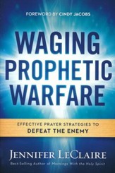 Waging Prophetic Warfare: Effective Prayer Strategies to Defeat the Enemy