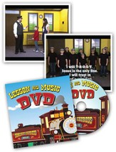 Lesson and Music DVD