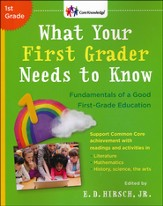 What Your First Grader Needs to Know, Revised Edition