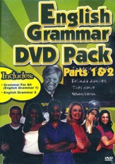 English Grammar DVD 2 Pack