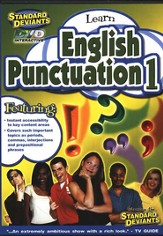 English Punctuation DVD 2 Pack