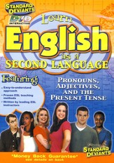 English as a Second Language (ESL) 1, DVD
