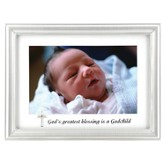 God's Greatest Blessings is a Godchild Photo Frame