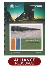 The Harmony Self Study: Discovering Jesus' Strategy for Making Disciples