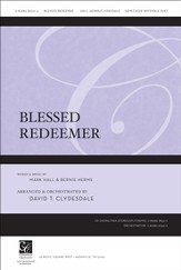Blessed Redeemer (SATB choir w/female duet)