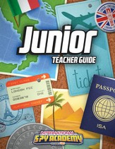 Junior Teacher Guide w/CD-ROM