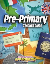 Pre-Primary Teacher Guide with Teacher CD-ROM