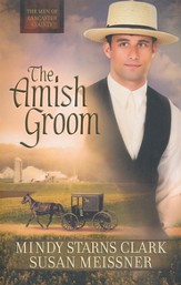 The Amish Groom: The Men of Lancaster County, Large Print