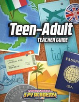 Teen & Adult Teacher Guide with DVDs