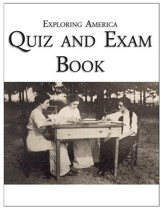 Exploring America Quiz & Exam Book