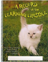 A Record of the Learning Lifestyle: Kittens Cover  (2015/2016 Edition)