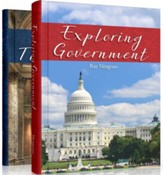 Exploring Government, 2016 Updated Edition--Curriculum Kit