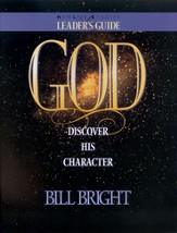 God: Discover His Character - Leader's Guide - Slightly Imperfect