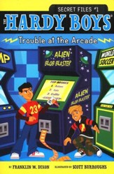 #1: Trouble at the Arcade