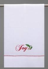 Joy Holly Guest Towel
