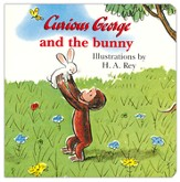 Curious George and the Bunny, Board Book