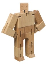 Cubebot, Natural, Micro