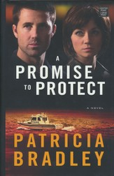 A Promise to Protect, Large Print