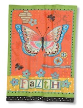 Faith Butterfly (Romans 8:28), Kitchen Towel