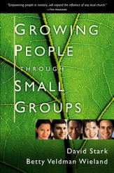 Growing People Through Small Groups - eBook