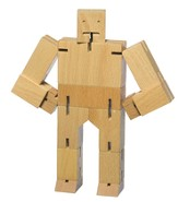 Cubebot, Natural, Small