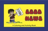 Good News Coloring and Activity Book