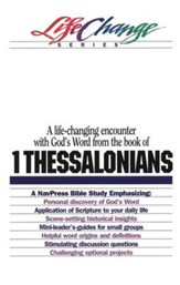 1 Thessalonians, LifeChange Bible Study Series