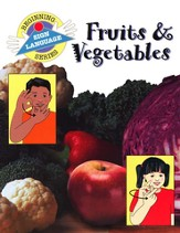 Fruits & Vegetables, Beginning Sign Language Series