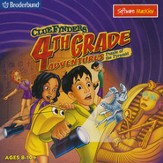 ClueFinders 4th Grade Adventures on CD-Rom (for Windows & Macintosh)