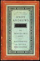 The Traveler's Gift & Mastering the Seven Decisions 2-in-1,  Slightly Imperfect