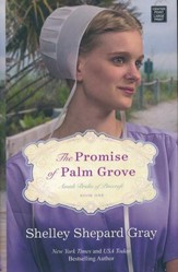 The Promise of Palm Grove: Amish Brides of Pinecraft, Large Print
