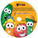 Songs With My Name! VeggieTales Sing-a-Long Songs, Personalized CD