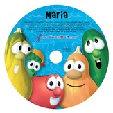 Songs With My Name! VeggieTales Silly Songs, Personalized CD