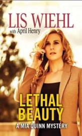 Lethal Beauty: A Mia Quinn Mystery, Large Print