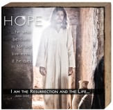 The Bible, Hope, He Who Believes, Canvas Art