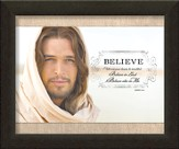 Believe, Come To Me, Jesus Framed Art