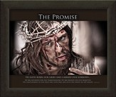 The Promise, He Hath Born Our Grief Framed Art