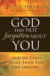 God Has Not Forgotten About You: ...and He Cares More Than You Can Imagine - eBook